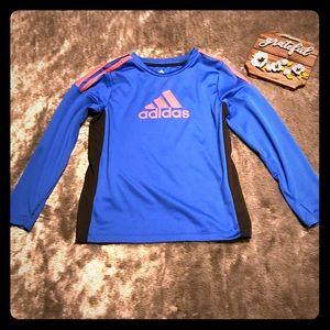 Adidas Climacool Girls Activewear Shirt